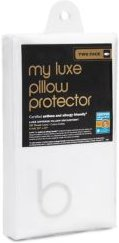 My Luxe King Pillow Protector, Pair - 100% Exclusive