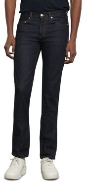 Slim Fit Jeans in Raw Denim