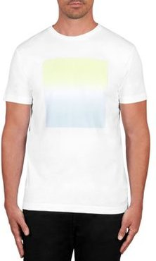 Reflected Ombre Graphic Tee