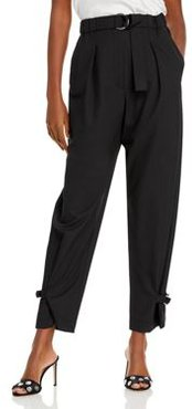 Tapered Leg Track Trousers