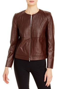 Harrigan Leather Jacket