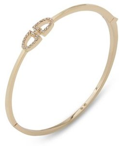 Lauren Ralph Lauren Stirrup Bangle Bracelet