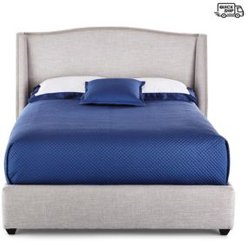 Mitchell Gold + Bob Williams Celina Floating Rails Queen Bed
