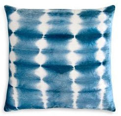 Rorschach Velvet Decorative Pillow, 18 x 18