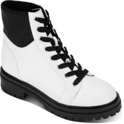 Rhode Lace-Up Boots