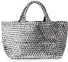 St. Barths Small Woven Tote