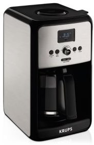Savoy Stainless Steel Coffee Maker