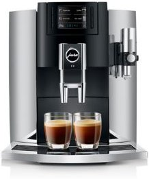 E8 Super Automatic Chrome Beverage Maker
