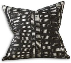 Frequency Decorative Pillow, 18 x 18