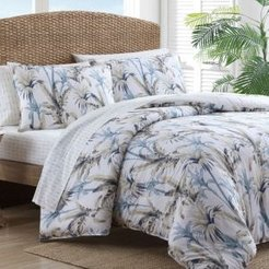 Catalina Blue Full/Queen Comforter Set