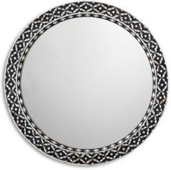 Evelyn Round Wall Mirror, 36
