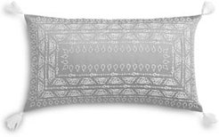 Alondra Embroidered Decorative Pillow, 14 x 24 - 100% Exclusive