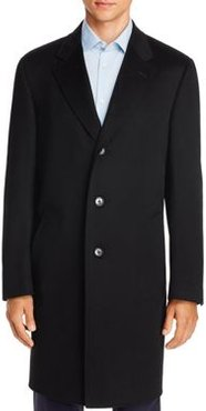 Wool & Cashmere Classic Fit Overcoat