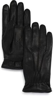 3-Point Leather Gloves