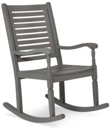 Meredith Outdoor Patio Rocking Chair