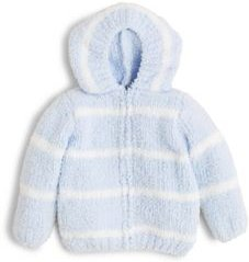 Boys' Striped Hooded Jacket - Baby
