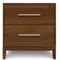 Bromley 2-Drawer Nightstand - 100% Exclusive