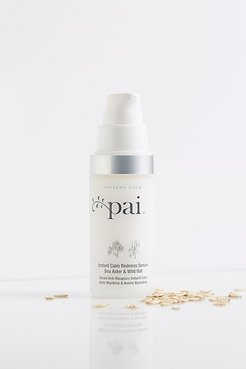 Instant Calm Sea Aster & Wild Oat Redness Serum by Pai Skincare at Free People, Facial serum, One Size