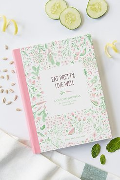 Eat Pretty, Live Well Journal by Free People, Journal, One Size