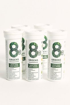Tablets 6-Pack by 8Greens at Free People, Green, One Size