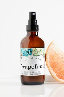Linen and Room Spray by The Wild Sprout at Free People, Grapefruit, One Size