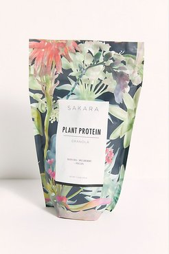 Plant Protein Granola by Sakara Life at Free People, Plant Protein, One Size