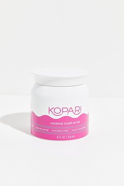 Coconut Crush Scrub by Kopari Beauty at Free People, Coconut, One Size