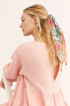 On The Road Scarf Pony by Free People, Garden, One Size