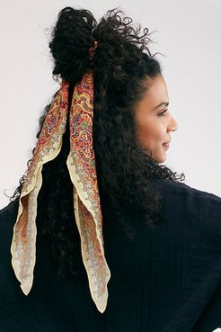 On The Road Scarf Pony by Free People, Tapestry, One Size