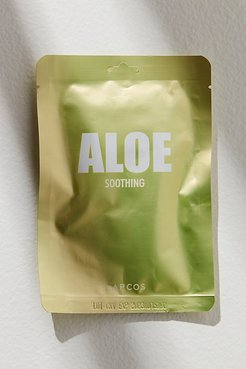 Sheet Mask by Lapcos at Free People, Aloe, One Size