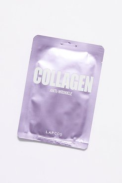 Sheet Mask by Lapcos at Free People, Collagen, One Size