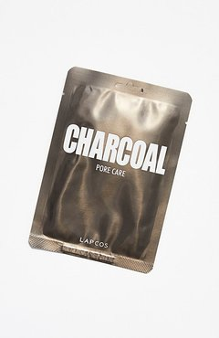 Sheet Mask by Lapcos at Free People, Charcoal, One Size