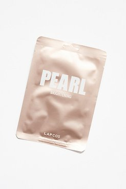 Sheet Mask by Lapcos at Free People, Pearl, One Size