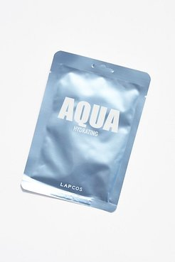 Sheet Mask by Lapcos at Free People, Aqua, One Size