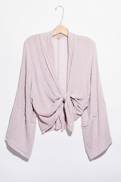 Azalea Kimono by FP One at Free People, Lilac, XS/S