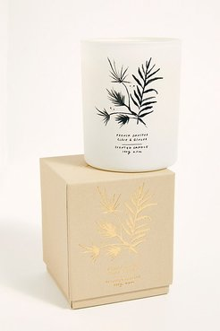 French Juniper, Clove + Ginger Candle by Free People, Clove + Ginger, One Size