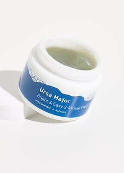 Bright & Easy 3-Minute Flash Mask by Ursa Major at Free People, Flash Mask, One Size