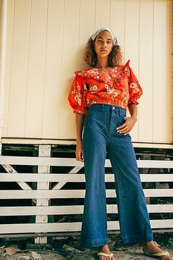 Sailor Jeans by Rolla's at Free People, Bridgette Blue, 24