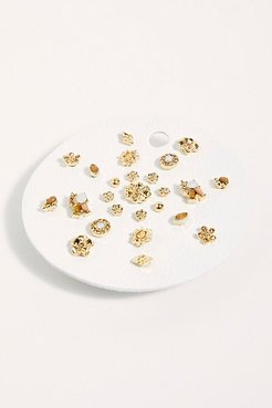 Destination Earring Set by Free People, Daisy Garden, One Size