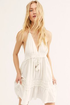 Signorinia Mini Dress by Endless Summer at Free People, Blank Canvas, S