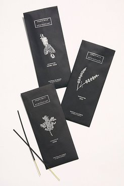 Incense by Province Apothecary at Free People, Black Spruce, One Size
