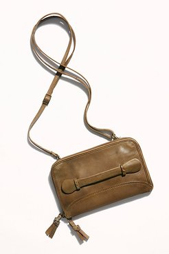 Traveler Wallet by We The Free at Free People, Ranger Khaki, One Size