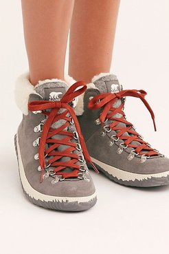 Out N About Plus Conquest Boot by Sorel at Free People, Quarry, US 8