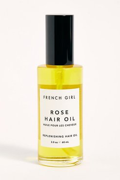 Rose Replenishing Hair Oil by French Girl Organics at Free People, Rose, One Size