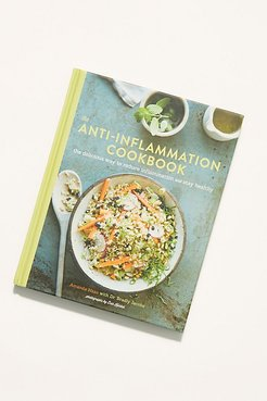 Anti-Inflammation Diet Cookbook by Chronicle Books at Free People, One, One Size