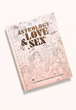 The Astrology Of Love & Sex by Chronicle Books at Free People, One, One Size
