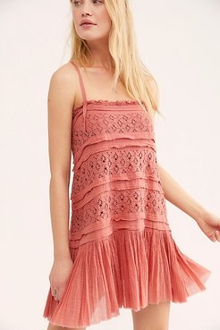 Shailee Slip by FP One at Free People, Copper Rose, S