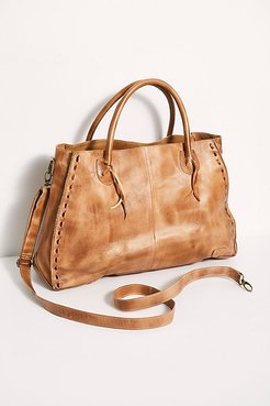 Rockaway Tote by Bed Stu at Free People, Tan Rustic, One Size