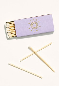Wish Big Matches by Simper Goods at Free People, Matches, One Size