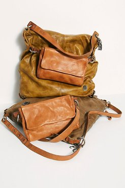Hutchie Convertible Backpack by A.S.98 at Free People, Natural, One Size